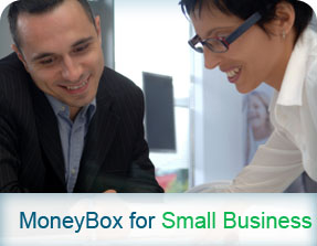 Money Box for Small Business